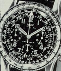 Breitling-Werbemotiv-der-1950er-Jahre