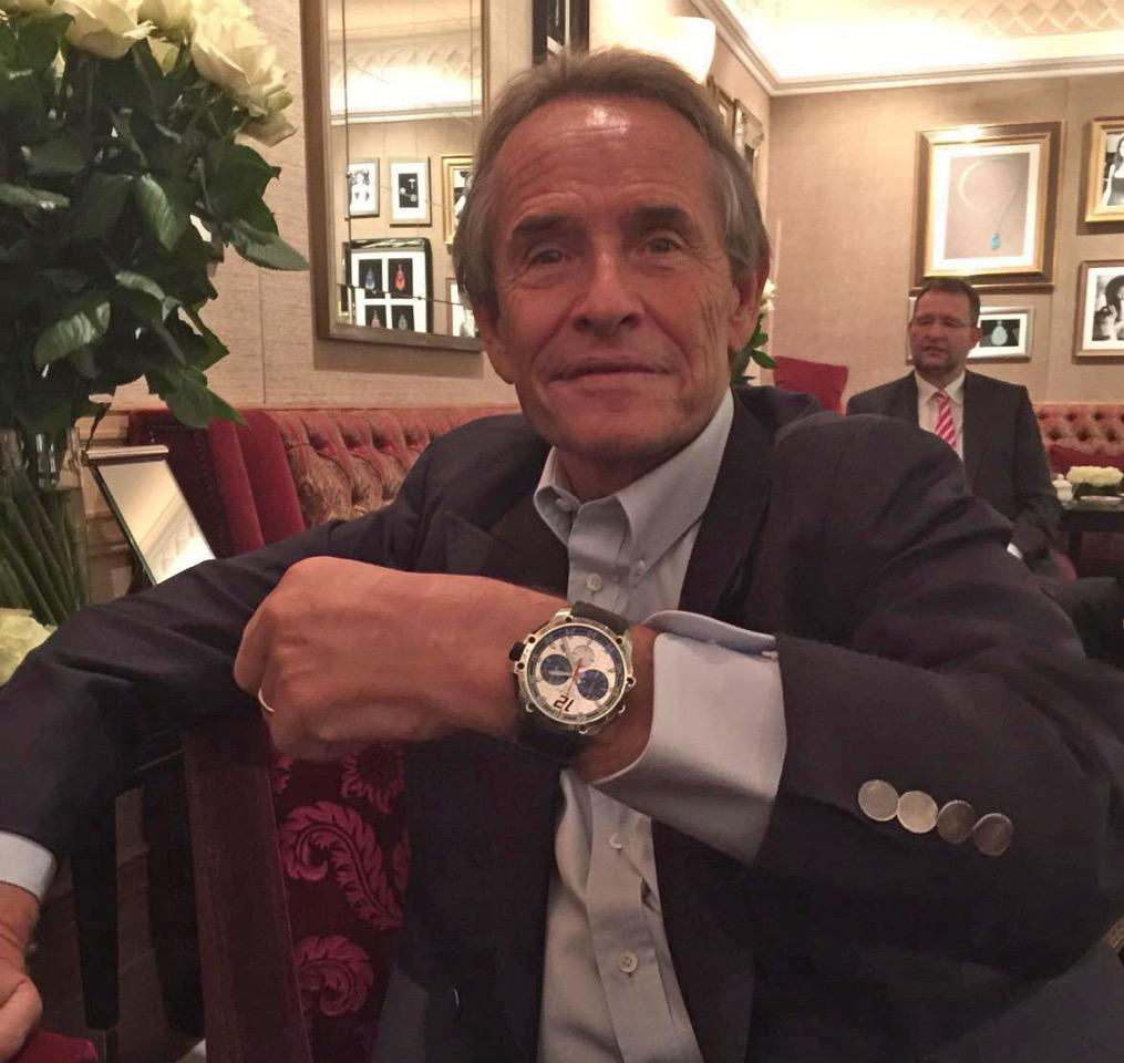 jacky ickx eine legende watchthusiast. Black Bedroom Furniture Sets. Home Design Ideas