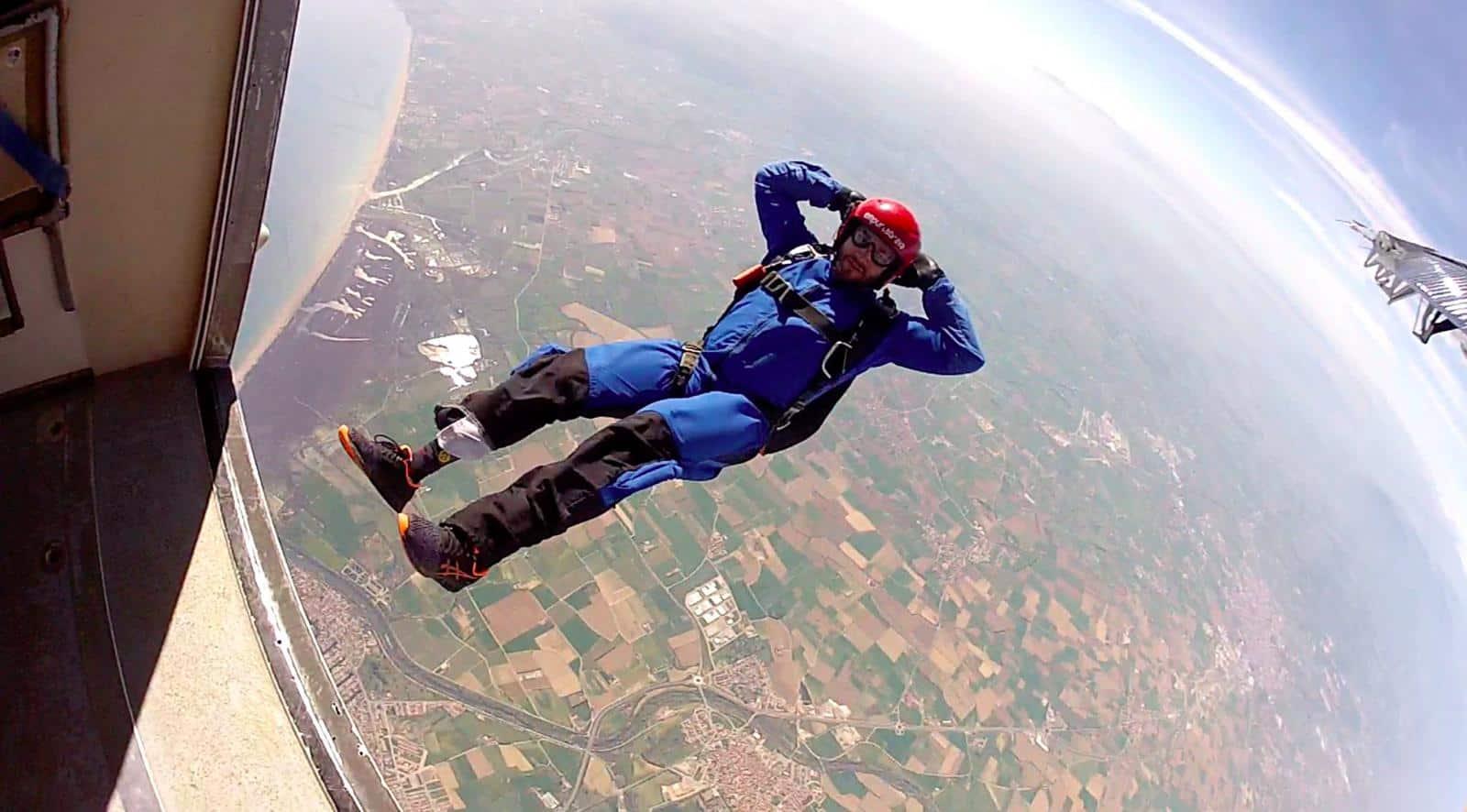 Raphael Granito Skydive 1