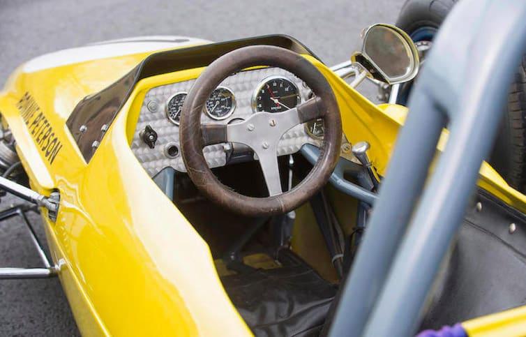 Peterson Cockpit