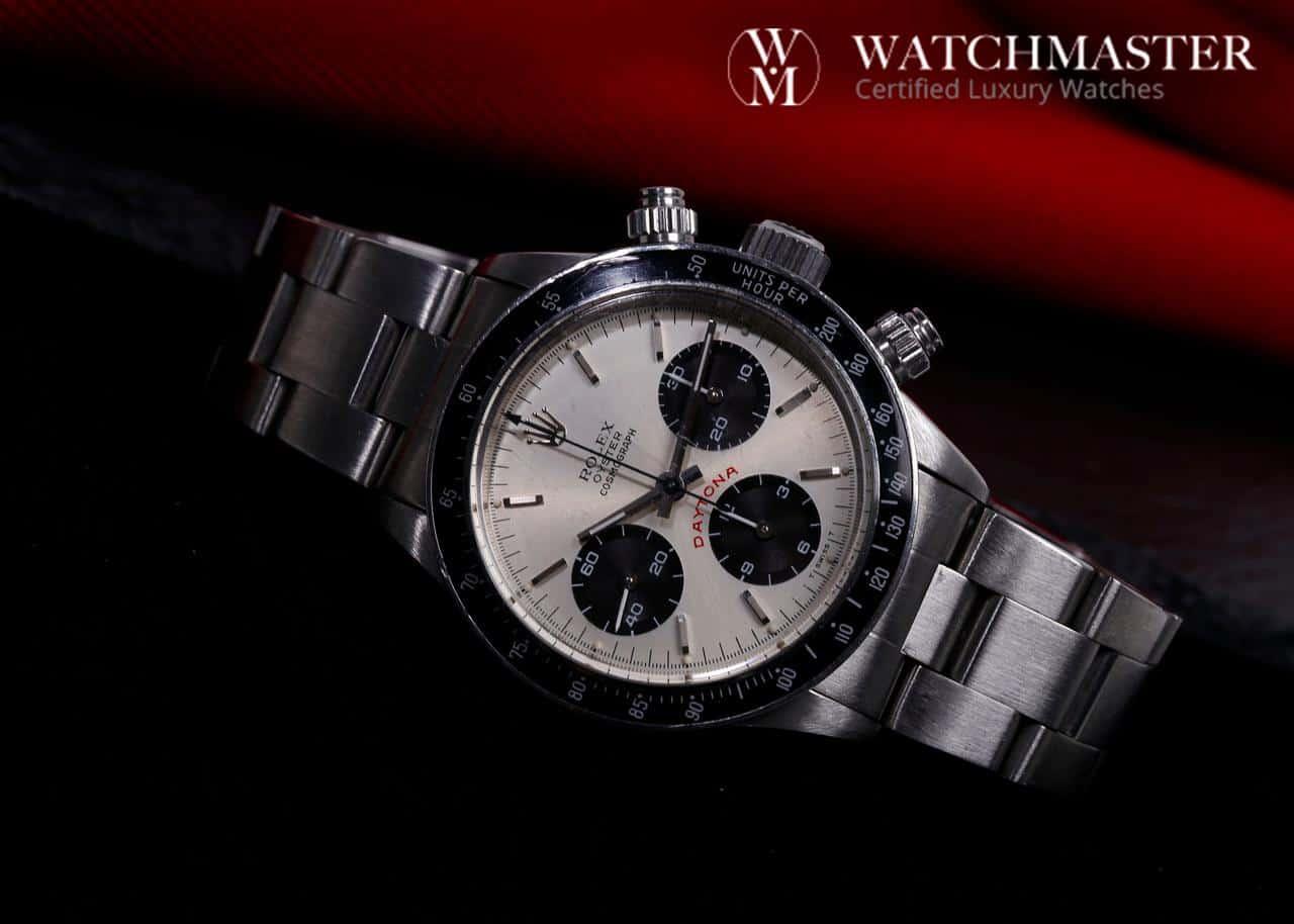 Watchmaster_ Rolex Daytona 6265 Big Red Panda 1