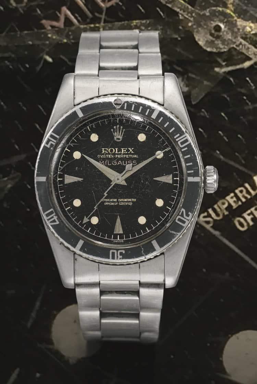 Rolex+Milgauss+Ref.+6541+circa+1958+Sotheby's